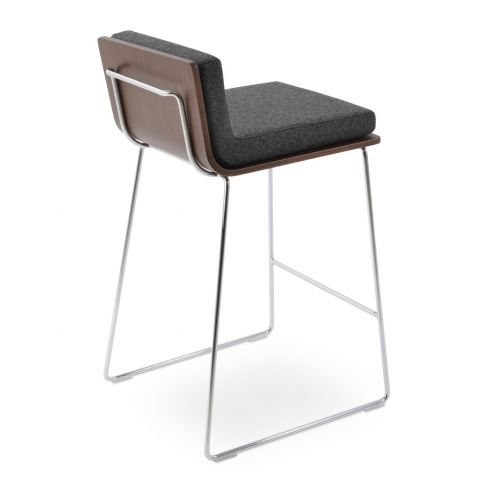 Dallas PL Wire Handle Back Stool by sohoConcept