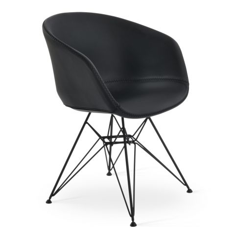 Tribeca Tower Armchair by sohoConcept