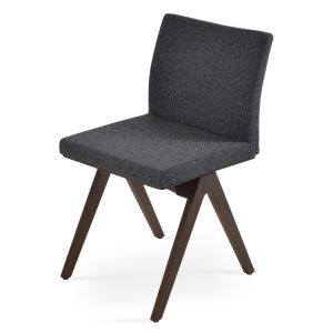 Aria Fino Wood Chair by sohoConcept
