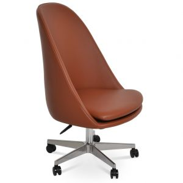 Avanos High Back Office Armchair by sohoConcept