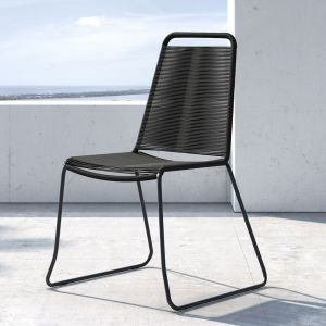 Barclay Outdoor Dining Chair by Modloft