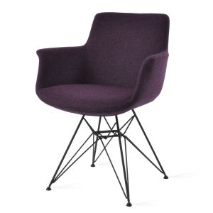 Bottega Tower Armchair by sohoConcept