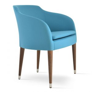 Buca Wood Armchair by sohoConcept