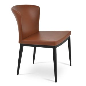 Capri MW Wood Look Metal Chair by sohoConcept