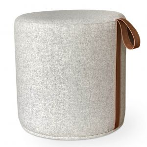 Celine Pouf With Handle by sohoConcept