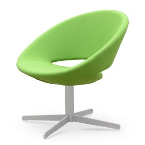 Crescent Lounge 4 Star Swivel Chair by sohoConcept