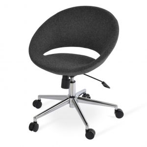Crescent Office Chair by sohoConcept