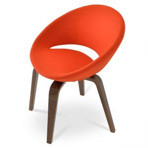 Crescent Plywood Chair by sohoConcept