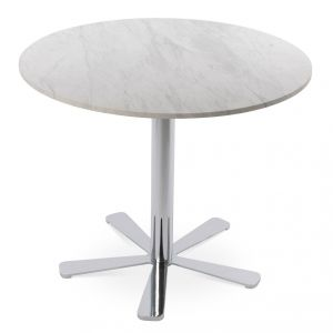Daisy Marble Top Dining Table by sohoConcept