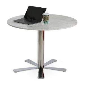 Daisy Marble Top Lounge Table by sohoConcept