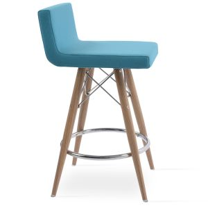Dallas MW Stool by sohoConcept