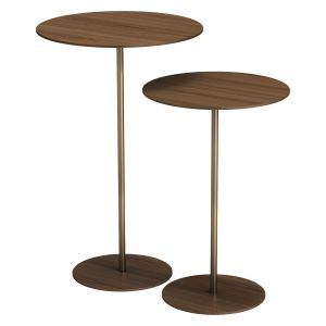 Dey Nesting Side Tables - Walnut