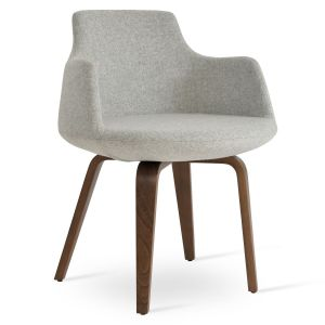 Dervish Plywood Armchair by sohoConcept