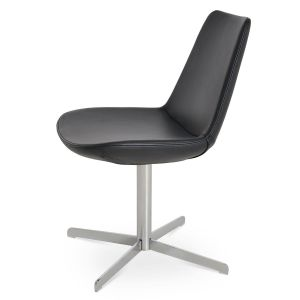 Eiffel 4 Star Swivel Chair by sohoConcept