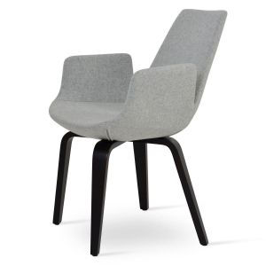 Eiffel Plywood Armchair by sohoConcept