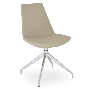 Eiffel Spider Swivel Chair by sohoConcept