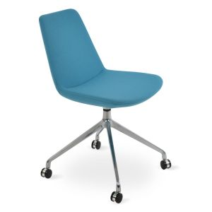 Eiffel Spider Swivel Chair with Caster by sohoConcept