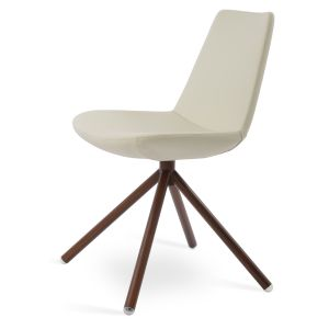 Eiffel Stick Swivel Chair by sohoConcept