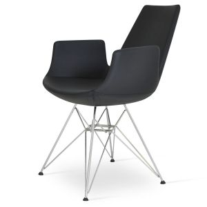 Eiffel Tower Armchair by sohoConcept