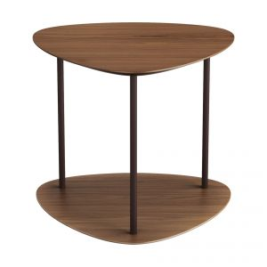 Finsbury Side Table - Walnut