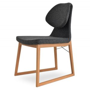Gakko Wood Chair by sohoConcept