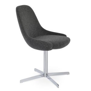 Gazel 4 Star Swivel Chair by sohoConcept