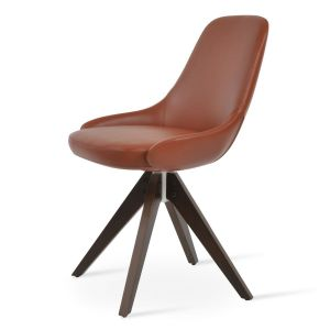 Gazel Pyramid Swivel Chair by sohoConcept