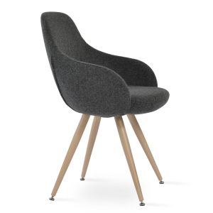 Gazel Star Armchair by sohoConcept