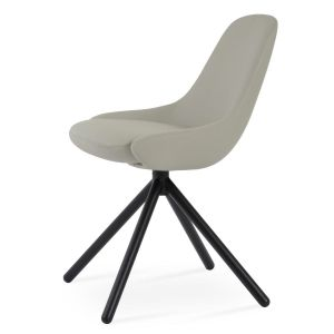 Gazel Stick Swivel Chair by sohoConcept
