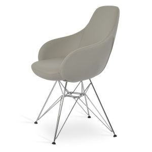 Gazel Tower Armchair by sohoConcept