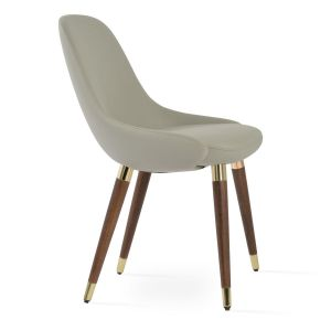 Gazel Wood Chair by sohoConcept