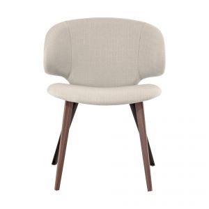 Harper Dining Chair - Oxford Tan Fabric