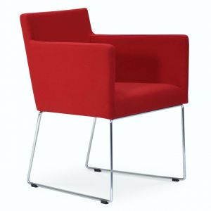 Harput Wire Armchair by sohoConcept