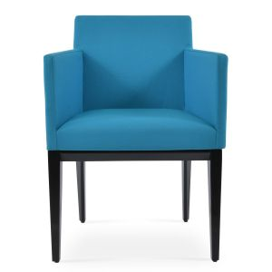 Harput Diamond Wood Armchair by sohoConcept