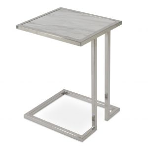 Hudson Marble Top End Table by sohoConcept