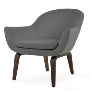 Madison Plywood Lounge Armchair by sohoConcept