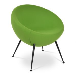 Moon Lounge Armchair by sohoConcept