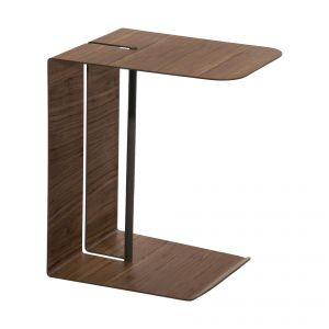 Nassau Side Table - Walnut