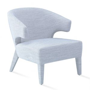 Nessel Lounge Armchair by sohoConcept