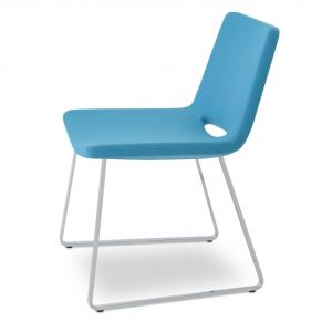 Nevada Sled Chair by sohoConcept
