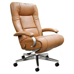 Olivia Executive Recliner Office Chair by Lafer