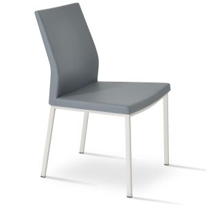 Pasha Metal Dining Chair by sohoConcept