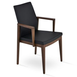 Pasha Wood Armchair by sohoConcept