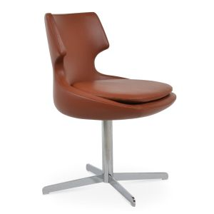 Patara 4 Star Swivel Chair by sohoConcept