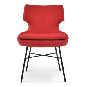 Patara Cross Chair by sohoConcept