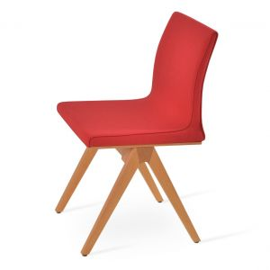 Polo Fino Wood Chair by sohoConcept