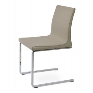 Polo Flat Chair by sohoConcept