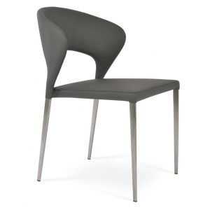Prada Stackable Chair by sohoConcept