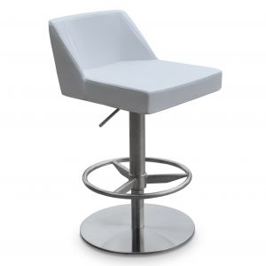 Prisma Piston Swivel Stool by sohoConcept