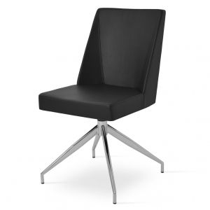 Prisma Spider Swivel Chair by sohoConcept